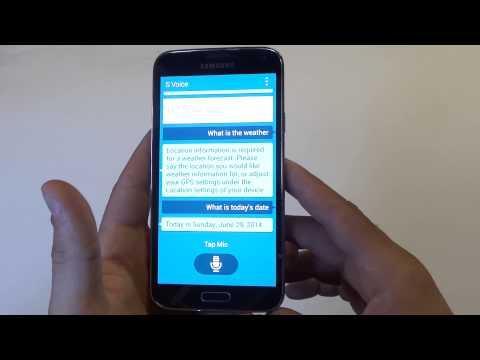 Samsung Galaxy S5: Tips On Using S Voice - Fliptroniks.com