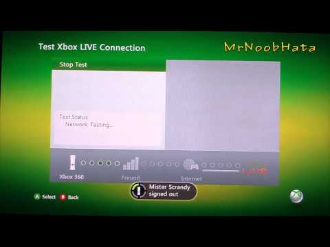 How to Connect Your Xbox 360 to the Internet
