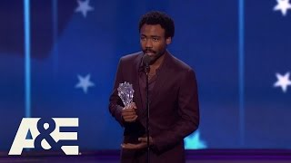 Donald Glover Wins Best Actor in a Comedy Series   22nd Annual Critics