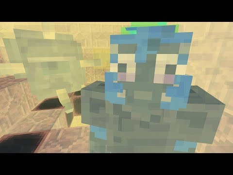 Minecraft PS4 - Elder Guardian - Negative Challenge {8}