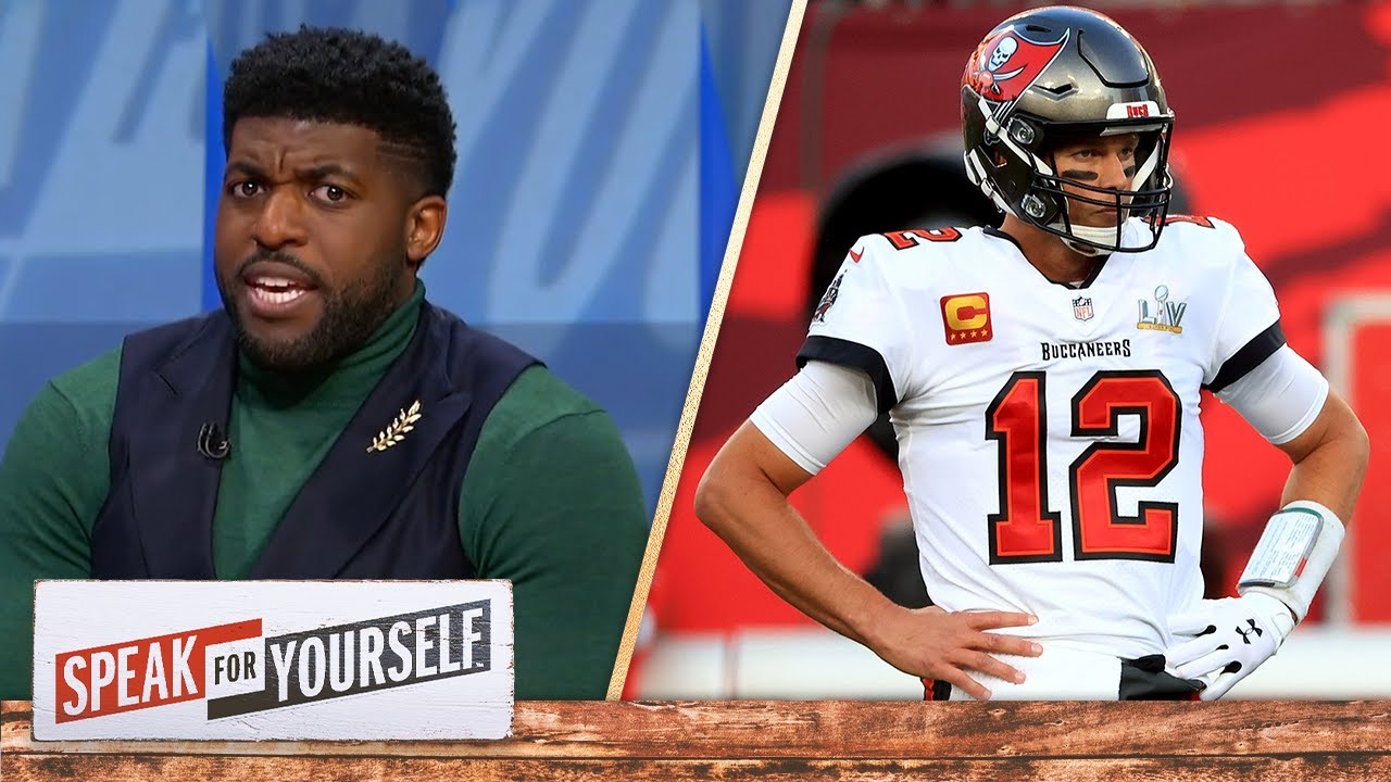 Bucs handled Chiefs in Super Bowl LV; Brady came out fresh & ready — Acho | NFL | SPEAK FOR YOURSELF