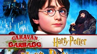 Harry Potter & The Being Trapped In A Basement - Caravan Of Garbage