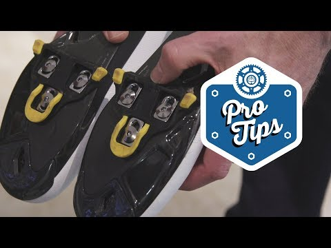 The Easy Way To Set Up Road Cycling Cleats