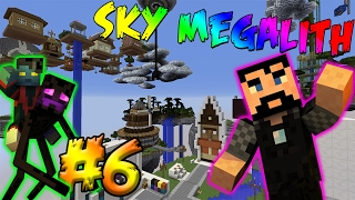 CORTASTE TODA LA LUUU!! | Sky Megalith con Viciosin #6