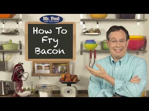 How To: Fry Bacon
