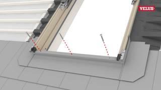 Velux Edl Flashing Installation