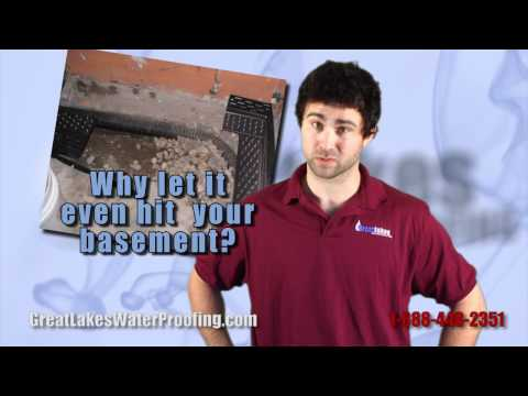 How to Waterproof Your Basement - Great Lakes Waterproofing