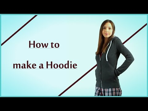 DIY Hoodie with Hidden Pockets | Sew & Wear ep. 5