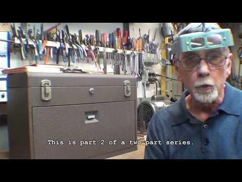 Beginners Machinist Tool Box pt2 Tips #443 tubalcain