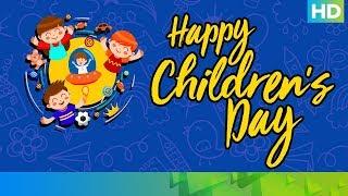 Happy Children's Day | Eros Now