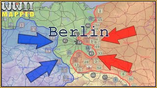 Eastern Front Animated: 1944/1945