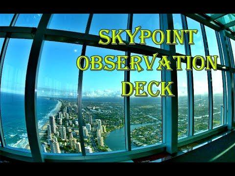 Skypoint Observation Deck - Gold Coast