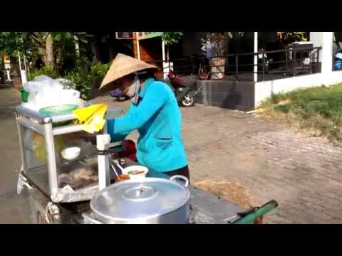 Vietnamese Street Food SAIGON NEW YEARS TET