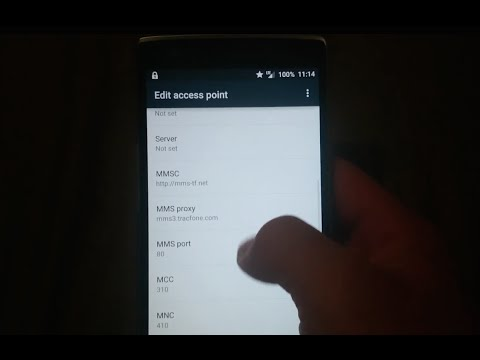 OnePlus 2 - Straight Talk - Set Up - Tutorial - Data MMS - Speed Test