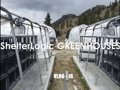 Greenhouse Design For Mushroom Growing