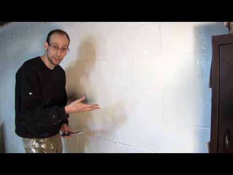 Quick Tip | Cinder Block Mural Prep