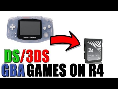 HOW TO PLAY GBA GAMES ON 3DS/DS (NO CFW / NO HACKS) JULY 2017