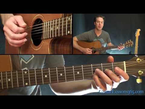 Losing My Religion Guitar Chords Lesson - R.E.M.