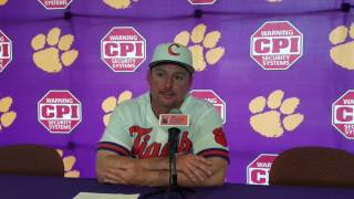 TigerNet.com - Monte Lee post sweep of Virginia Tech