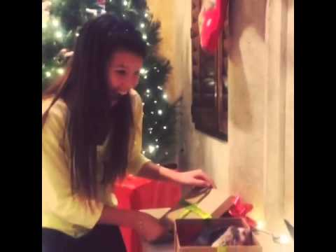 Girl Gets Christmas Surprise: It's a Baby Hedgehog!