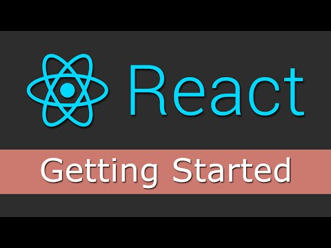 React JS Tutorials for Beginners - 1 - Getting Started