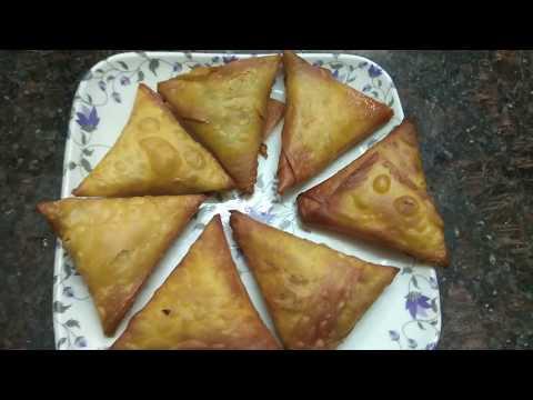 Chicken Keema Samosa | Ramzan Special Recipe | Chicken Samosa For Iftari
