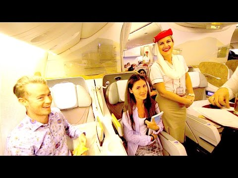 what do you really get in emirates first class?