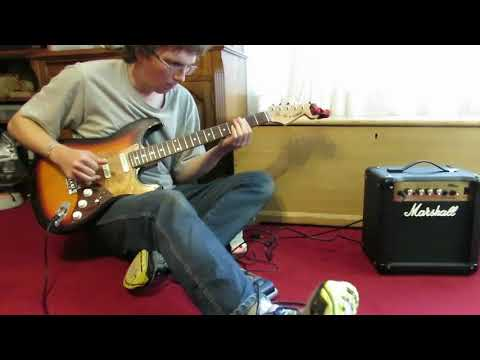 Dire Straits - Money for Nothing - intro cover