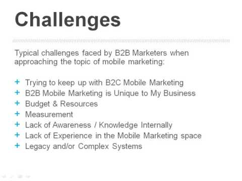 How to Build a B2B Mobile Marketing Strategy clip3