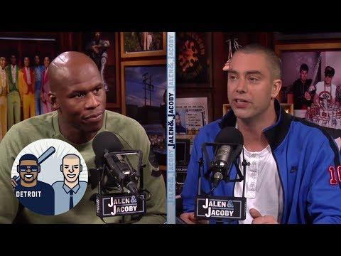 Al Harrington shares emotional story about grandmother and medical marijuana | Jalen & Jacoby | ESPN
