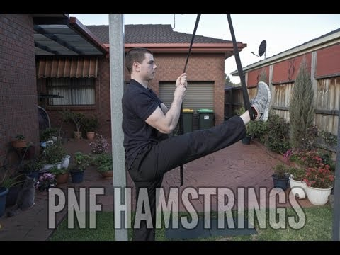 Hamstring Flexibility: Very Effective PNF Hamstring Stretch Sequences