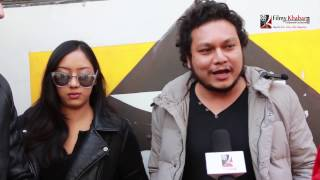 रमाइलो कुराकानी with Gangster Blues Team    Anna Sharma    Aashhirman Deshraj Joshi   