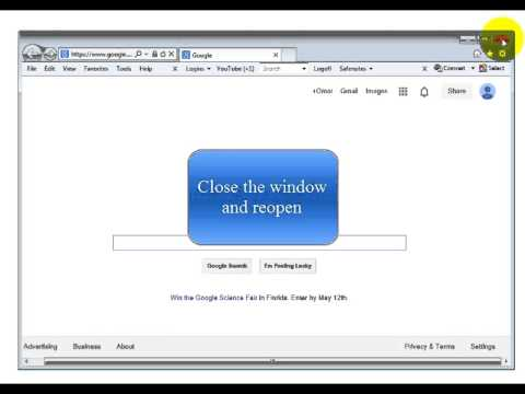 Save Window Size for Internet Explorer