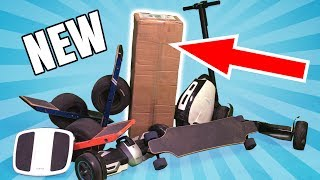 rare hoverboard unboxing