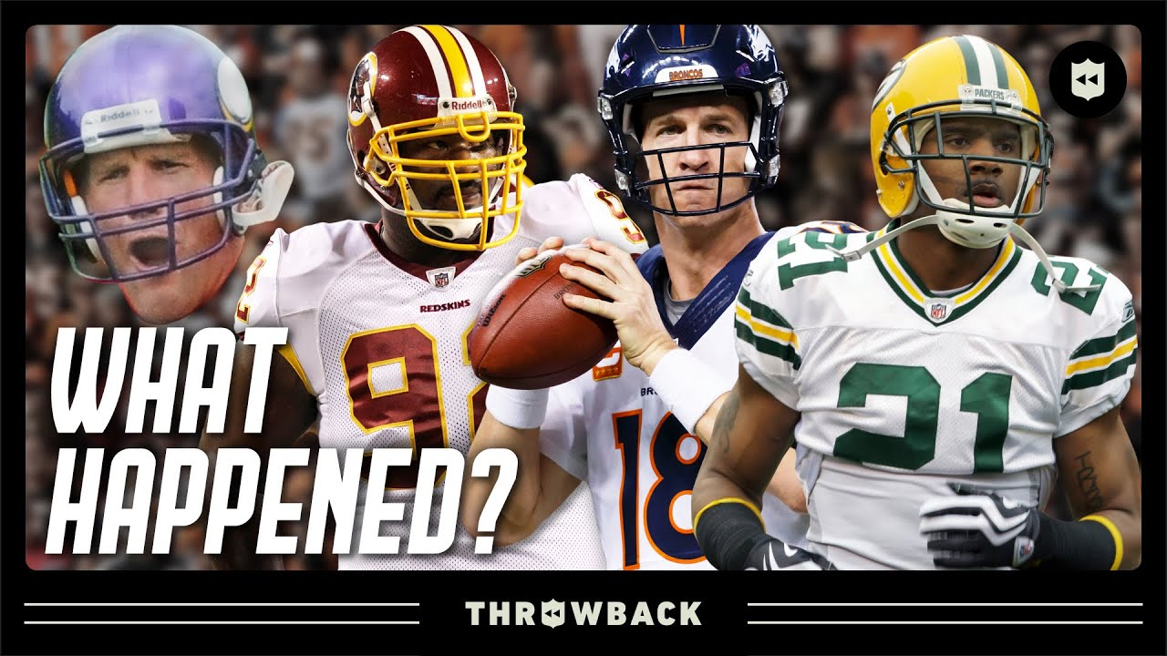 What Happened to EVERY Superstar Free Agent Signing: Haynesworth, Peyton, Woodson & More!