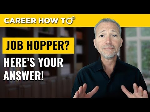 Job Interview Tip: The Best Answer to the Job Hopper Question
