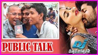 Duvvada Jagannadham Movie Review/Public Talk | Fans Reaction | Public Response