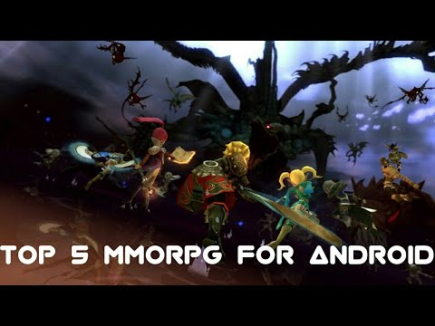 Top 5 MMORPG for Android