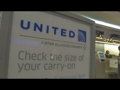 United Airline's basic economy ticket