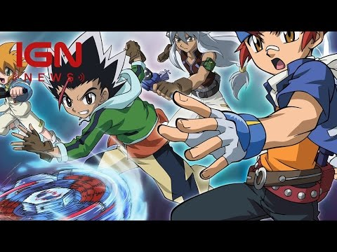 Hasbro, Paramount Teaming Up for Live-Action Beyblade Movie - IGN News