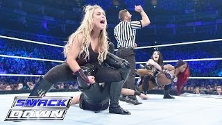 Natalya & Paige vs. Naomi & Tamina: SmackDown, April 21, 2016