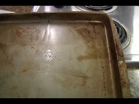 Test It Tuesday: Pan/baking sheet cleaner