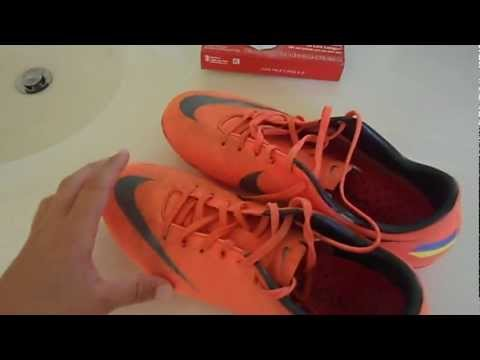 How to Clean your Nike Mercurial Vapor VIII (Or Any Soccer Shoe)