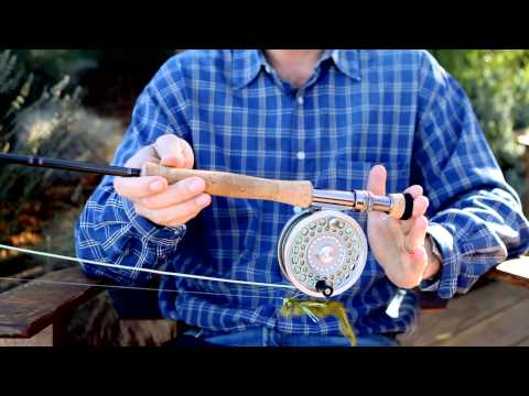 Bass Fly Rod Review -  Red Truck Fly Rods - Time to Fish California