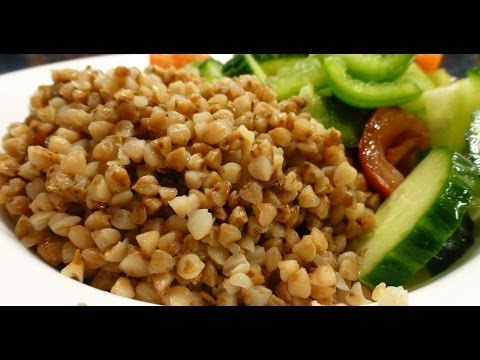 Why should you try Buckwheat? Russian Style Cooking Recipe (Roasted Buckwheat Groats)