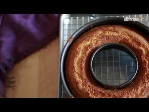 How to make lemon drizzle cake - Easy lemon cake from scratch