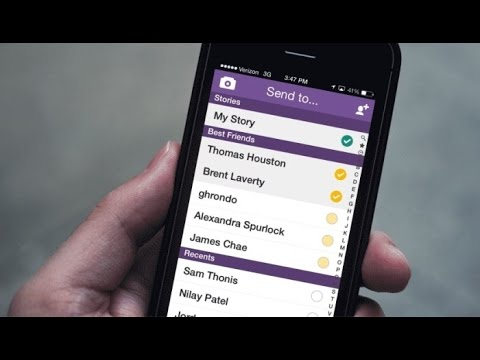 How to Create A Story On SnapChat
