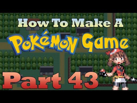 How To Make a Pokemon Game in RPG Maker - Part 43: Partner Trainers