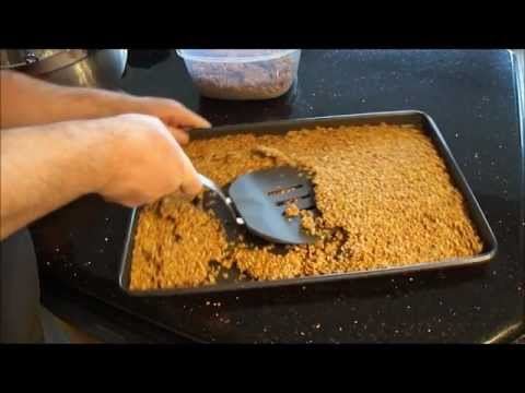 Make Your Own Cereal From Scratch