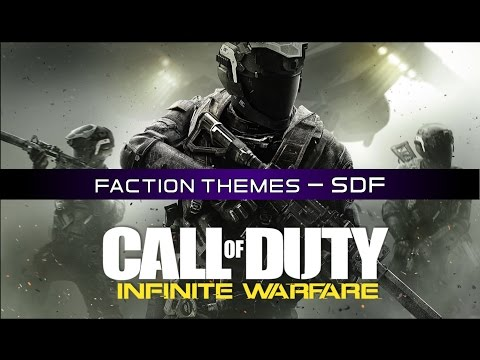 Infinite Warfare Official Multiplayer Soundtrack: SDF Faction Themes